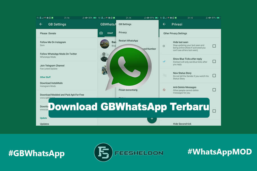 Download Gbwhatsapp terbaru