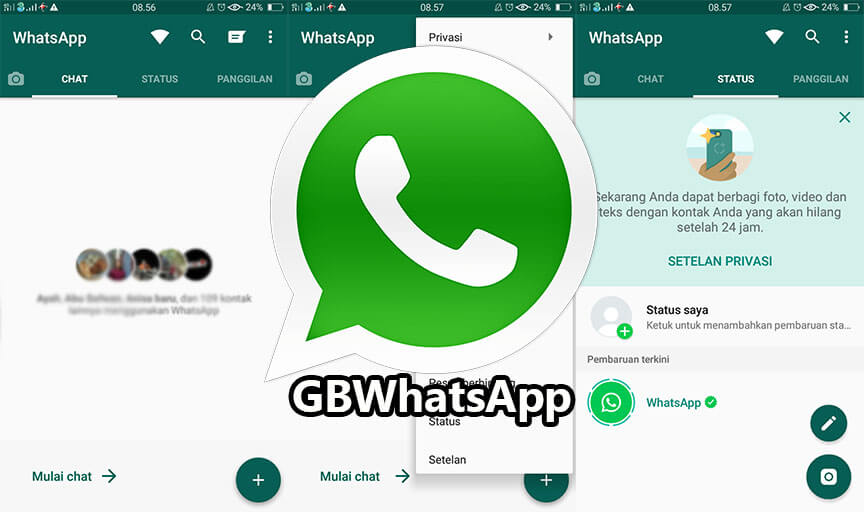 Tentang GBWhatsApp Official Full Anti-Banned
