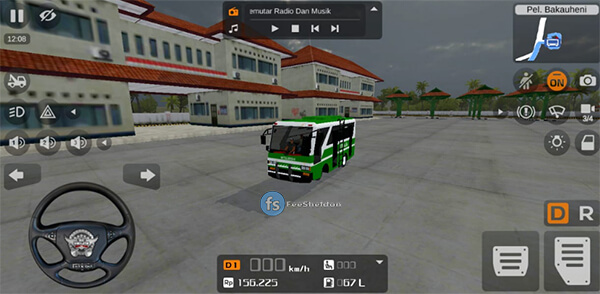 Bus Kopaja dan Metro Mini