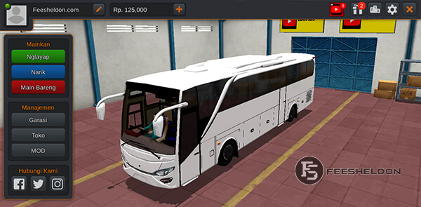 JB2+ HD Setra Scania V1 by MBS Team