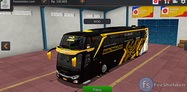 JB3+ Facelift Scania K360