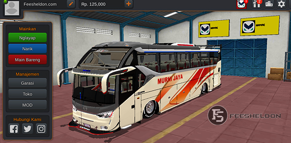 SR2 XHD Prime Racing Style by WSP