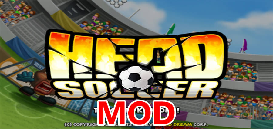 Download Game Head Soccer MOD, Uang Tak Terbatas!