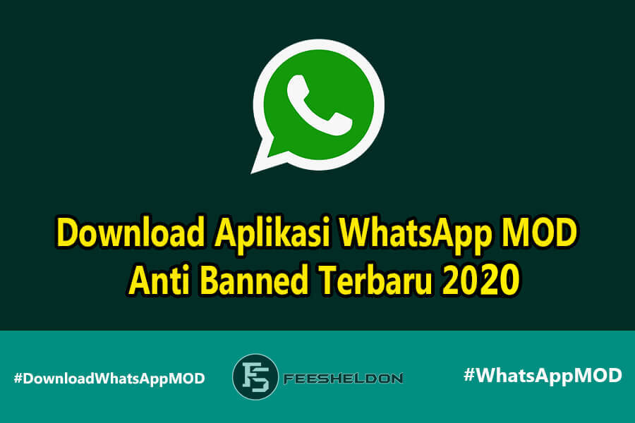 Download WhatsApp mod terbaru