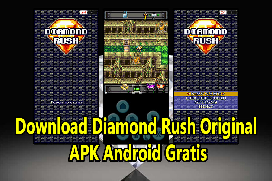 Download Game Diamond Rush Original APK Android Gratis