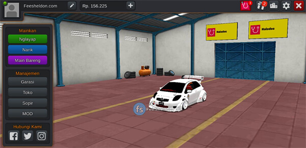 TOYOTA YARIS RACING BY AZUMODS - Feesheldon