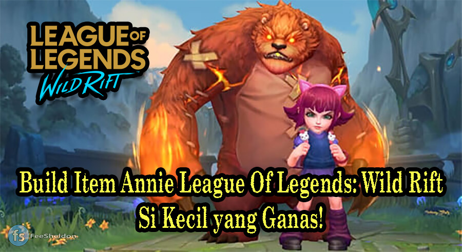 Build Item Annie League Of Legends
