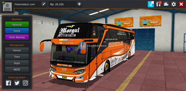 JB3+ O500RS Angga Saputro V2 Full Acc Dop Ring by MD Creation - Feesheldon