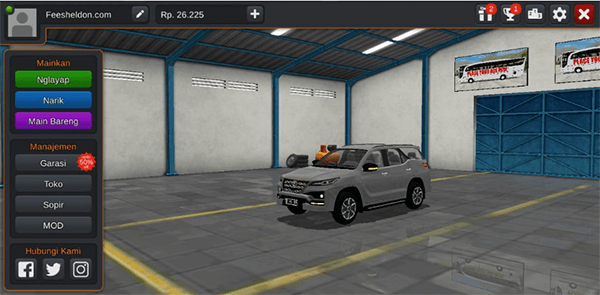 Toyota Fortuner TRD by DSP